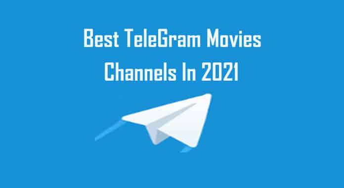 telegram movie channel link 2021