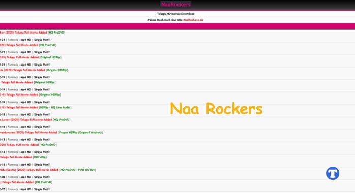 Naa Rockers 2021