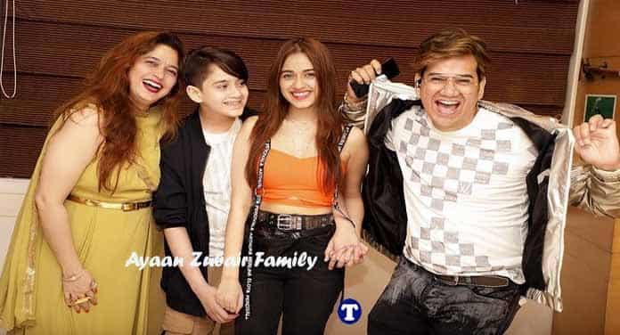 Ayaan Zubair Family