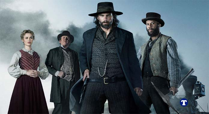 Hell on Wheels Cast
