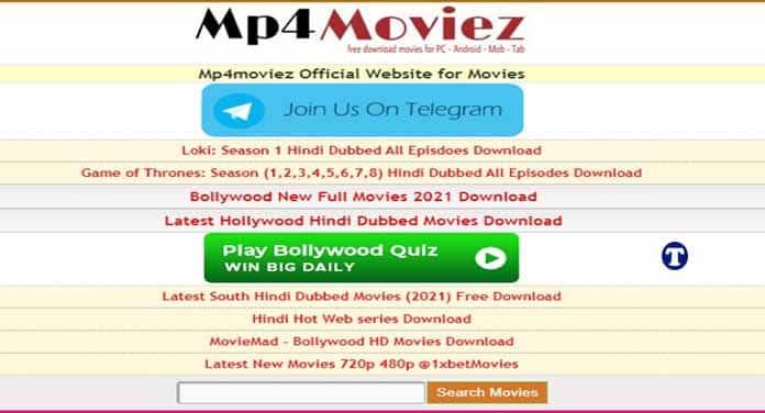 Mp4moviez Web Series
